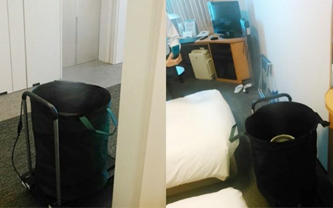 ホテルの除菌・消臭