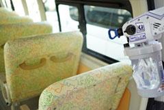 車内の除菌・消臭